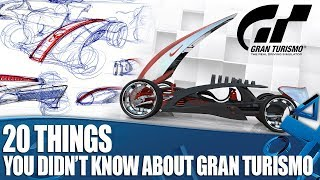 20 Things You Didn't Know About Gran Turismo