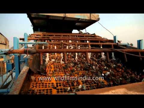 Construction & Demolition Waste Recycling In Burari