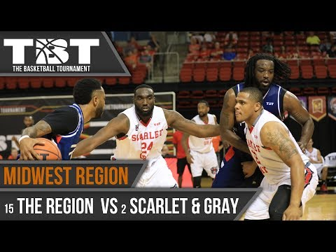 2017 TBT Midwest Region Recap - #2 Scarlet and Gray vs #15 The Region