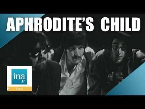 Aphrodite's Child dans Discorama | Archive INA