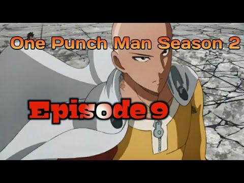 One Punch Man Season 2 Episode 9 Sub Indo - Punch Super