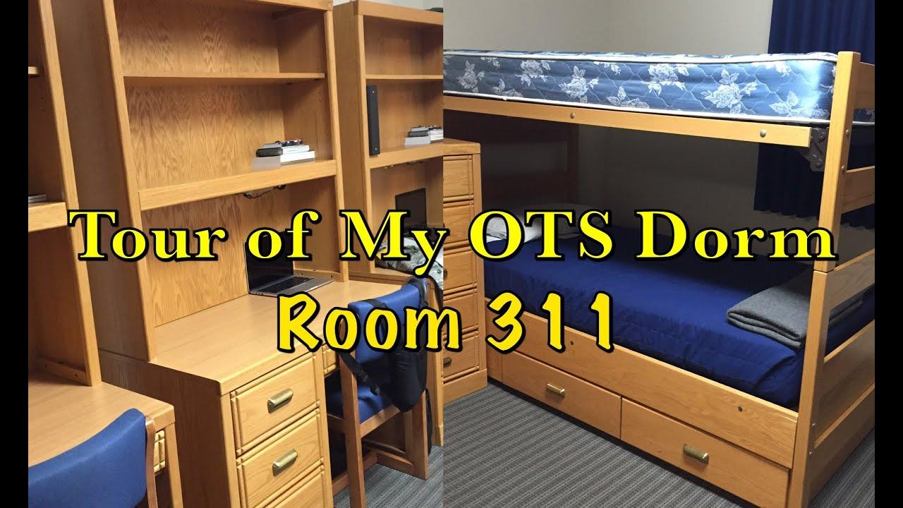 Air Force Ots Dorm Room