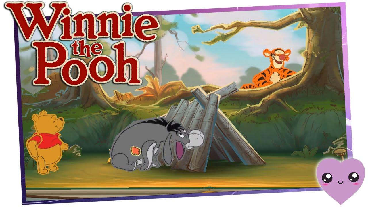 Winnie Pooh  seine Freunde  Winnie Pooh  Lets Playdeutsch