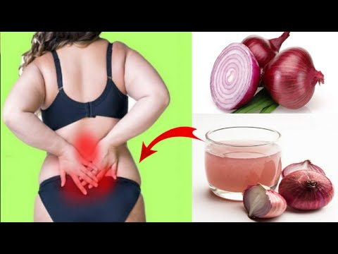 1 onion is the ultimate remedy for back pain joint pain and osteoporosis