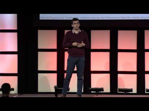 USENIX Enigma 2017 — Adversarial Examples in Machine Learning