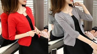 New Women Sweater Winter Fashion Knitted Cardigans Review