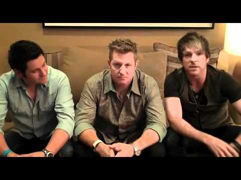 A Serious Message from Rascal Flatts