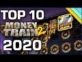 Top 10 Biggest Wins on Money Train 2 (2020)