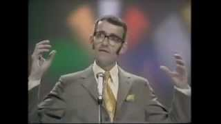 Jim Bowen on The Comedians.