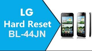 LG Hard Reset | Resetear LG bl-44jn