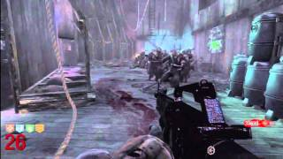 CoD: Black Ops (Zombie Montage) - Solo 30+