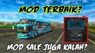 REVIEW MOD JB3 k410ib Mod terbaik di bussid