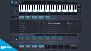 Scaler 22 Update Features | New Bass Sounds Bass Melody Performances More