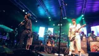 Slightly Stoopid  - No Cocaine (Live) - Ft. Tribal Seeds - 2013 Cali Roots Music & Arts Festival