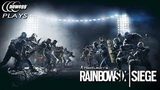 Rainbow Six Siege (Day 2) - NeweggPlays