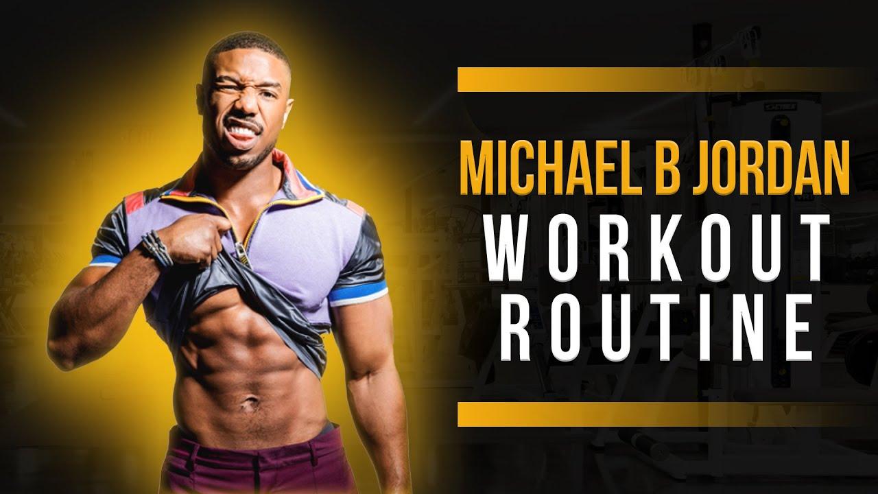 diet plan and exercise michael b jordan pdf