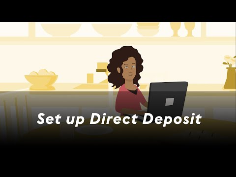 How To Set Up Direct Deposit On Your Rushcard Youtube