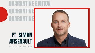 Founder and President of MVP Group Agency | Quarantine Edition ft. Simon Arsenault