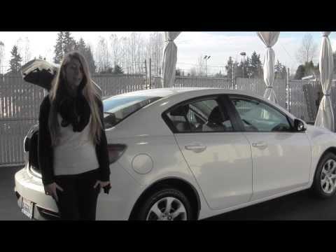 Virtual Walk Around Tour of a 2011 Mazda 3 at Milam Mazda in Puyallup, WA u13332