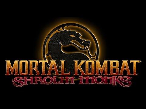 Mortal Kombat: Shaolin Monks【Longplay】