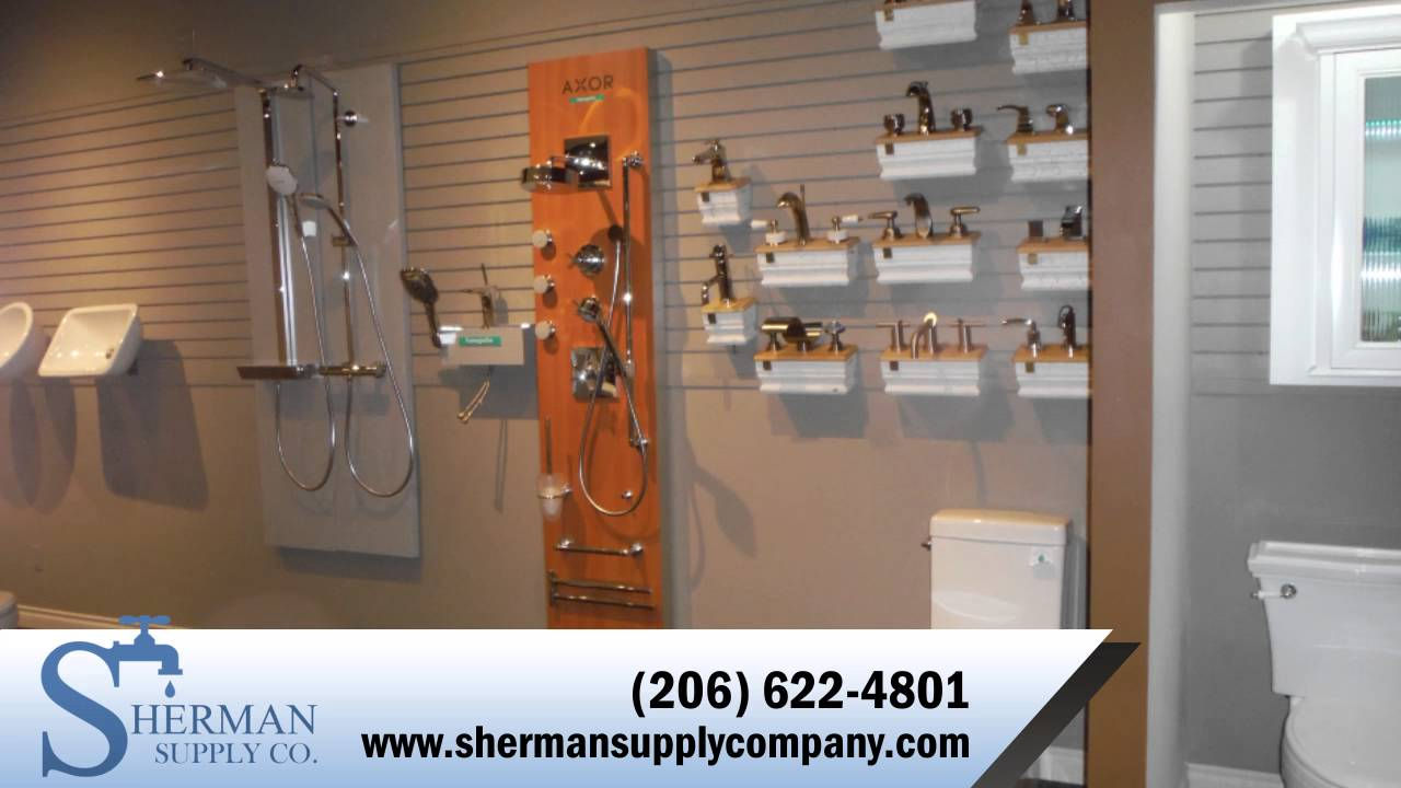 Sherman Supply Co | Kitchen and Bath in Seattle - YouTube