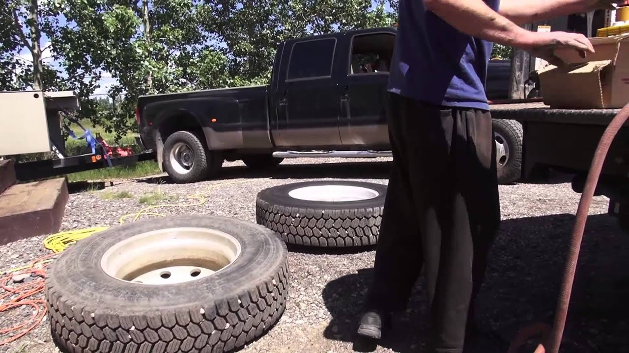 Why and How to Bead Balance your HDT RVHauler Tires