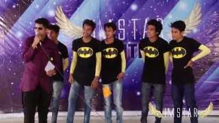 "Bajrangi Bhaijaan""Selfie Le Le Re""  IMSTAR Audition Mad Dance Crew Group Dance CNo.279"