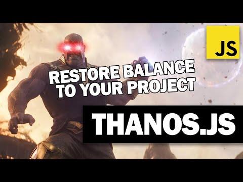 Thanos.js Tutorial - REALLY??? thumbnail