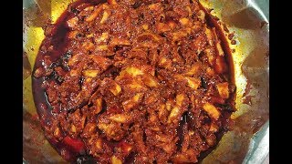 Traditional Magaya Pachadi |Easy Method Uragaya|365 రోజులు పెట్టిన రోజులా ఉండే  మాగాయ నిల్వ పచ్చడి