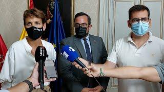"""La transferencia de tráfico a la Navarra se culminará """"en diciembre"""""""