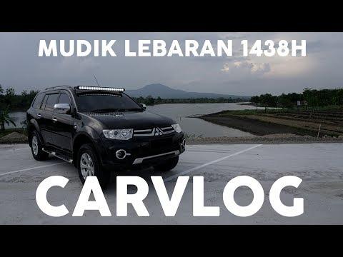 MUDIK LEBARAN 2017 - MACET!! #CARVLOG INDONESIA
