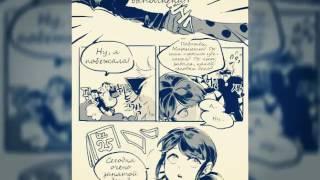Комикс;Леди баг и кот нуар: рождество