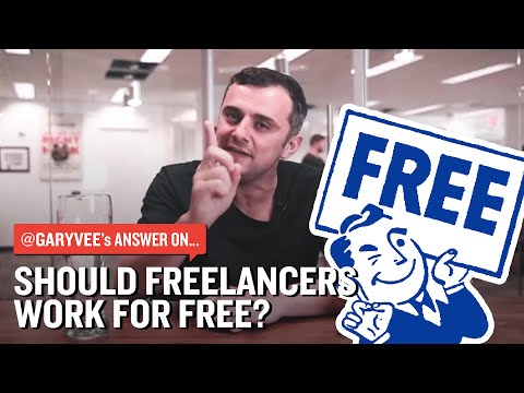 Should Freelancers Work For Free?