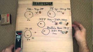 Plywood Penetration Test-Shoot Some Wood