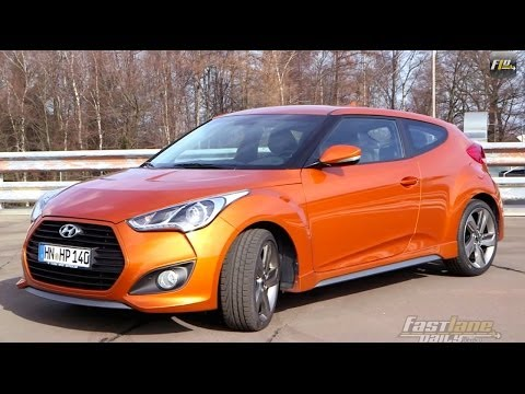 2014 Hyundai Veloster Turbo Review - Fast Lane Daily