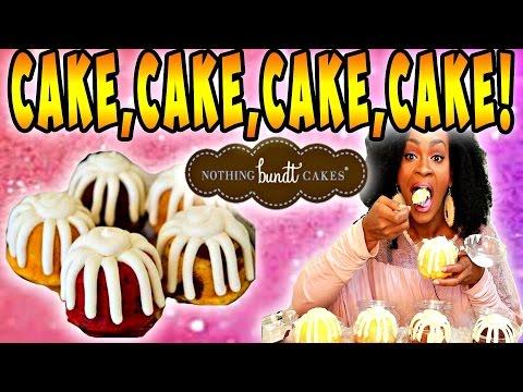 MUKBANG: NOTHING BUNDT CAKES! LETS HAVE DESSERT! YUMMYBITESTV