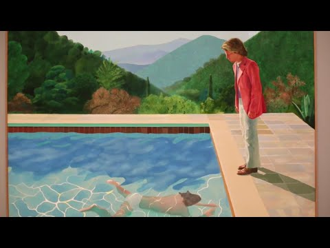 David Hockney at Tate Britain: Part 1