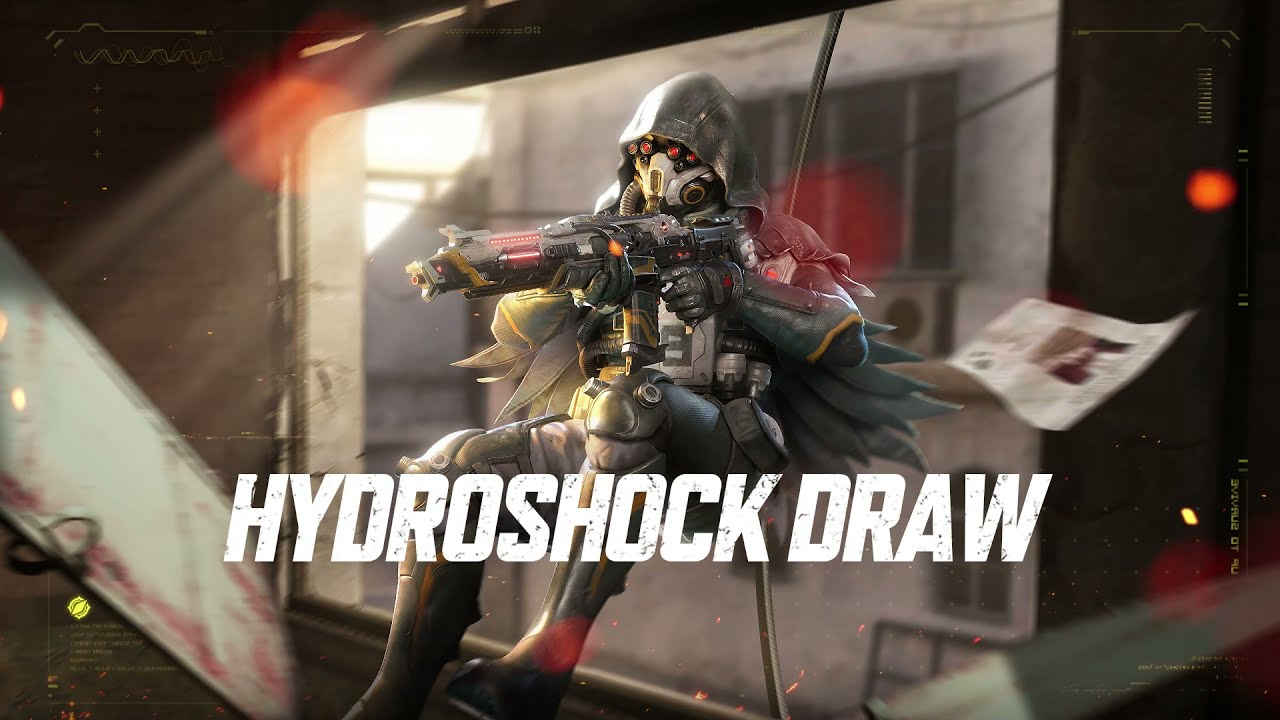 Hydroshock Draw | Available Now