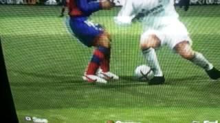 Samuel panna Ronaldinho in pes 4