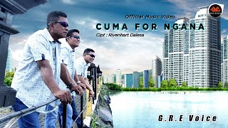 GRE VOICE | CUMA FOR NGANA [Official Music Video] Lagu Manado Terbaru 2021