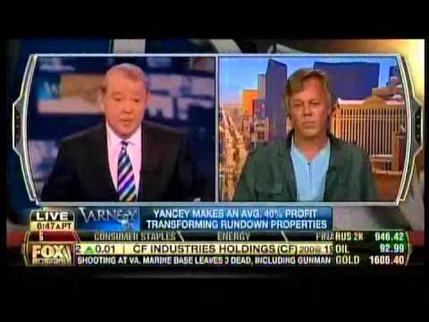 Scott Yancey interviewed on Varney & Co.