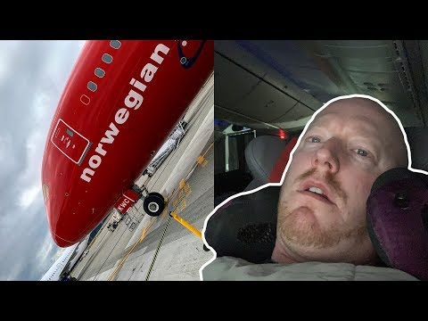 Norwegian Premium Economy Review: DISAPPOINTING!