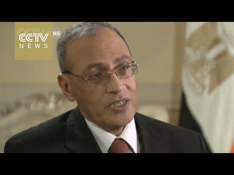 Egyptian Ambassador to China: Fighting terrorism, AIIB's top priority