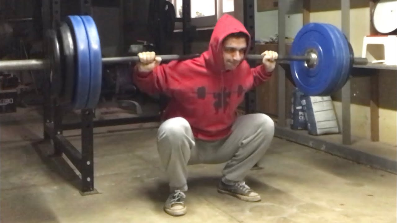 Squat everyday Day 607: Bulk and Cut