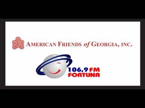 American Friends of Georgian Annual Charity Gala Announcement on Radio Fortuna