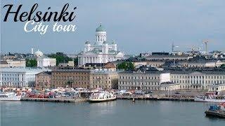Helsinki city tour, Finland.  Guía de Helsinki, Finlandia.