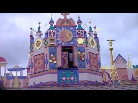 It's a small world Clock Parade - Disneyland Paris (January 5, 2016)