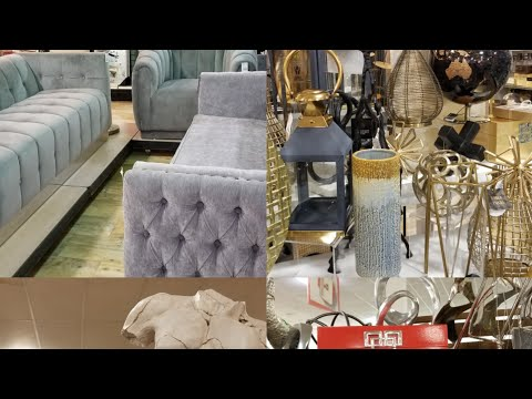 Homegoods Furniture & Home Decor Pieces | Decoration Ideas*| Shop With Me 2020