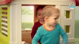 810704 Domček pre deti Nature Smoby