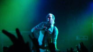 """THIS IS THE END (FOR YOU MY FRIEND)"" -ANTI-FLAG- *LIVE HD* NORWICH UEA LCR 4/3/09"